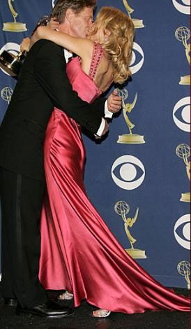 Felicity Huffman ve William